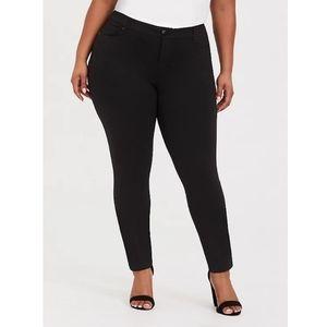Torrid Black Point Dress Pants Size 20